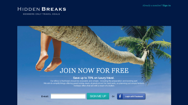 New Merchant – Hidden Breaks