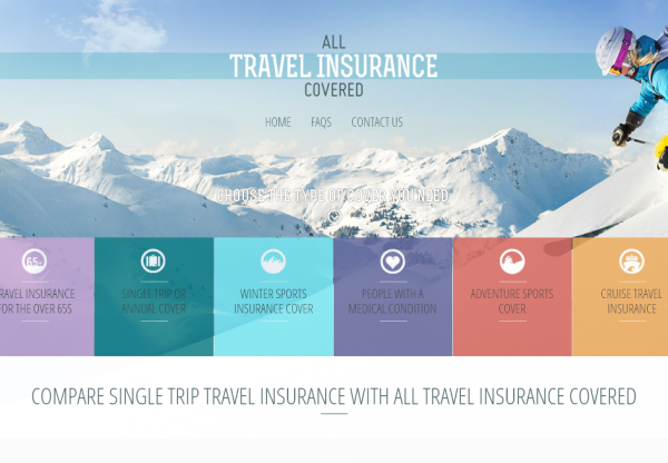 New Merchant – Travel Insurance Covered