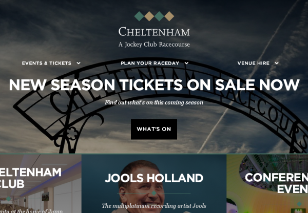 Cheltenham Racecourse – Flash CPA increase