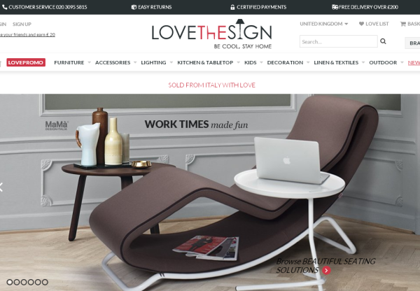 New Merchant – LovetheSign