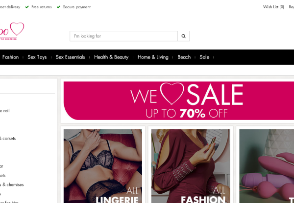 80% OFF Fashion, Lingerie, and lots more at the Pabo Outlet