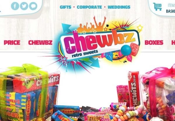 Chewbz: Extended voucher code