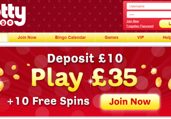 New advertiser – Dotty Bingo!