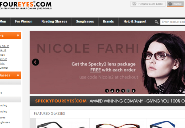 Deals on Bench glasses and sunglasses from SpeckyFourEyes