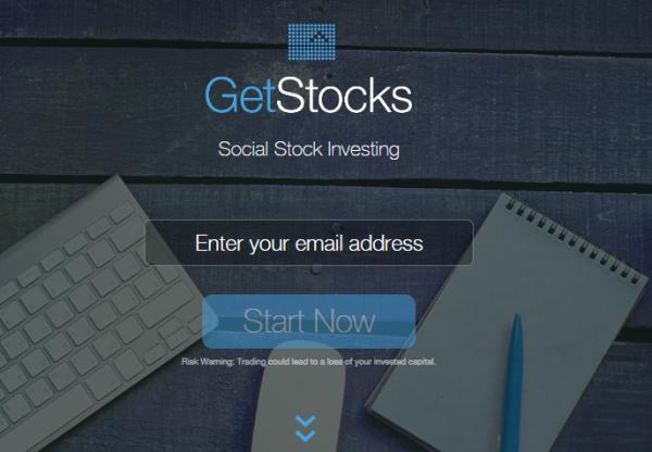 New Advertiser GetStocks!