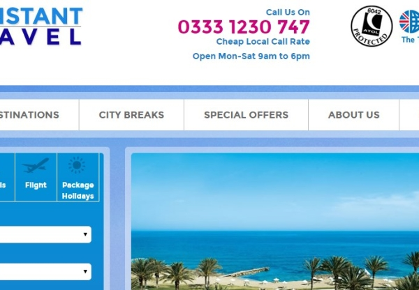 Constant Travel: Latest offers