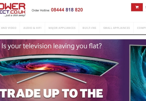 Power Direct: £50 off LG Plasma Television