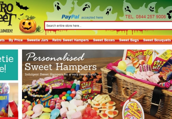 Retro Sweets – Latest offers