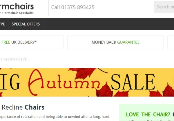 Just Arm Chairs: Great offers