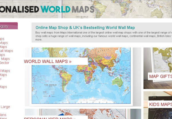 Maps international affiliatefuture blog updates and comments 10 off sale with maps international gumiabroncs Images