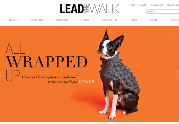 New Advertiser: Lead The Walk!