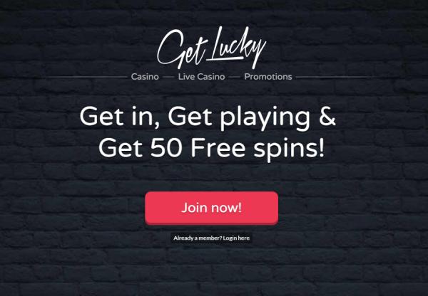 New Advertiser: Get Lucky!