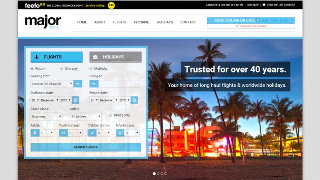 New Voucher Code Major Travel