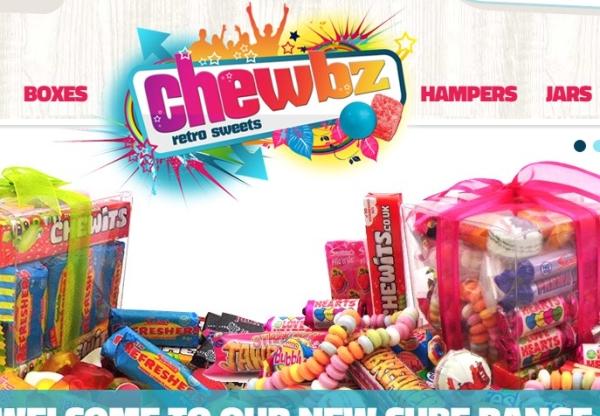 Chewbz Retro Sweets – Gifts|Corporate|Weddings