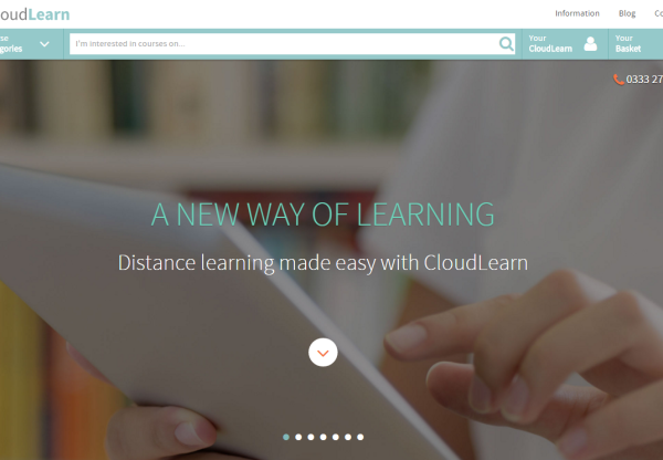 New Advertiser: Cloud Learn!