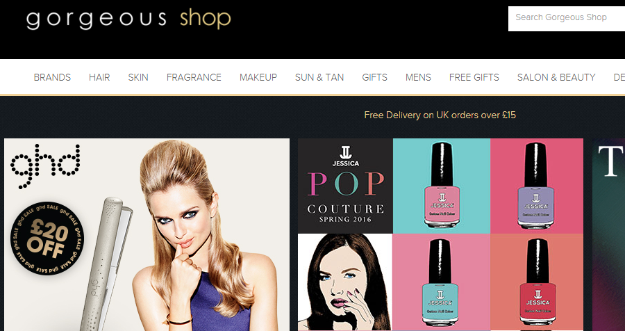 Gorgeous Shop May voucher codes!
