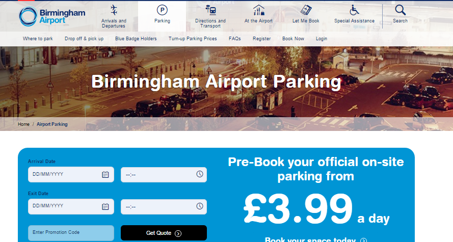 NCP Parking discount codes you just missed. 20% off Birmingham Airport Bookings at NCP Parking. Expired on Oct 4, 15% off Edinburgh Airport Scotpark, Glasgow Airport Long Stay Self Park and Norwich Airport Long Stay and Short Stay Bookings at NCP Parking. NCP Parking .