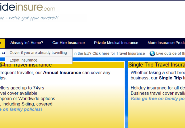 Promote Worldwide Insure's programme with their increased commission!