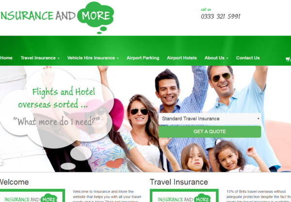 New Advertiser – InsuranceandMore