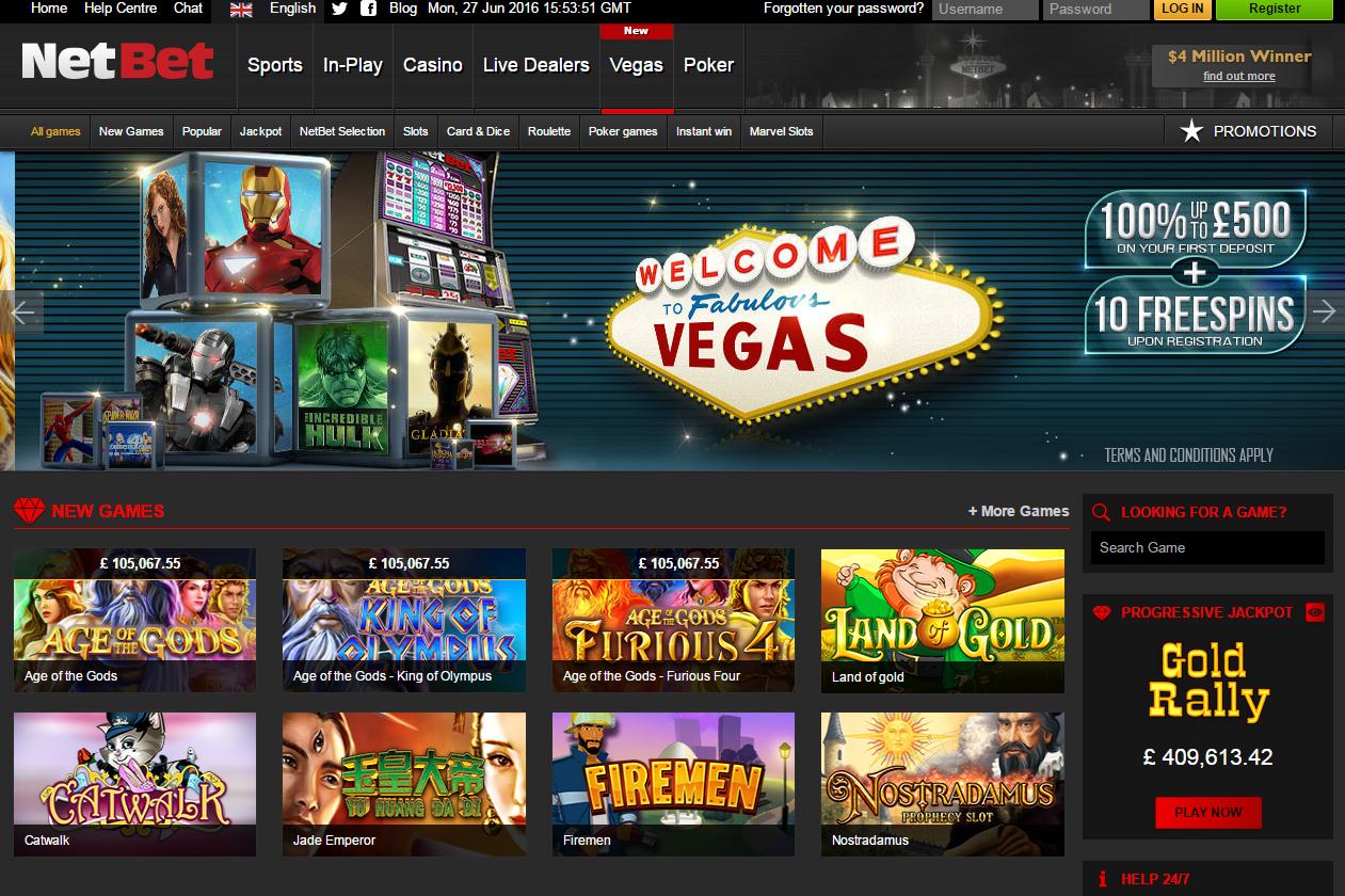 vegas.netbet casino