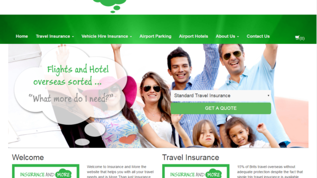 New Advertiser – InsuranceandMore!