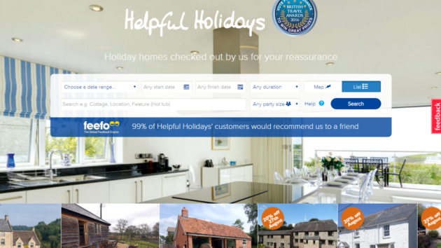 Helpful Holidays: Last Chance Offer