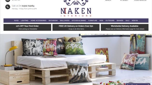New Advertiser – Naken!
