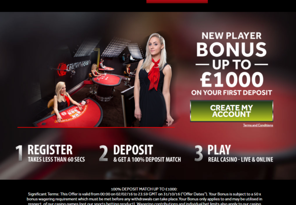 New Merchant Genting Live Casino!