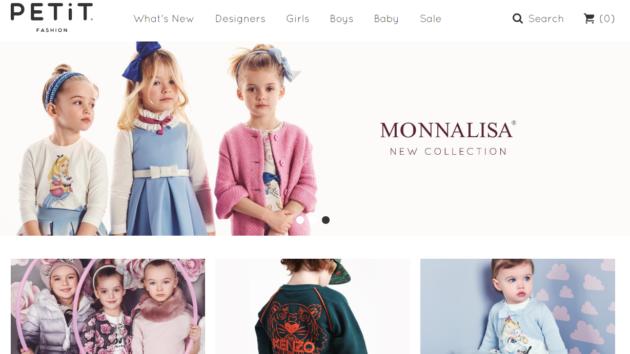 New Advertiser Petit Fashion!