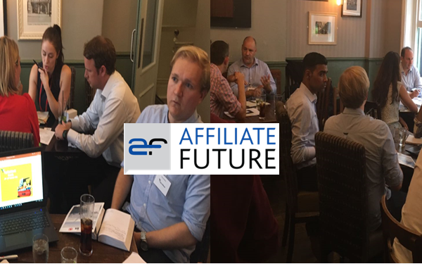 Inside Affiliate Future's Perfect Partner Afternoon