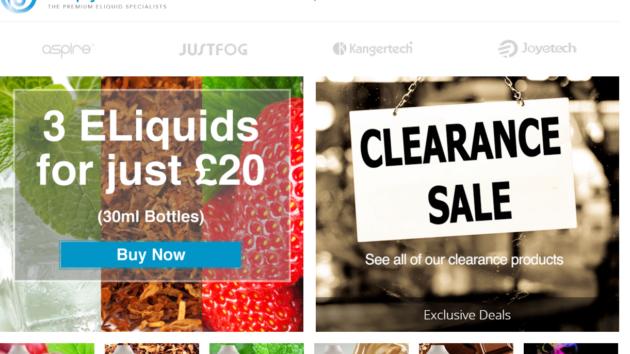 New Advertiser Simply Eliquids!