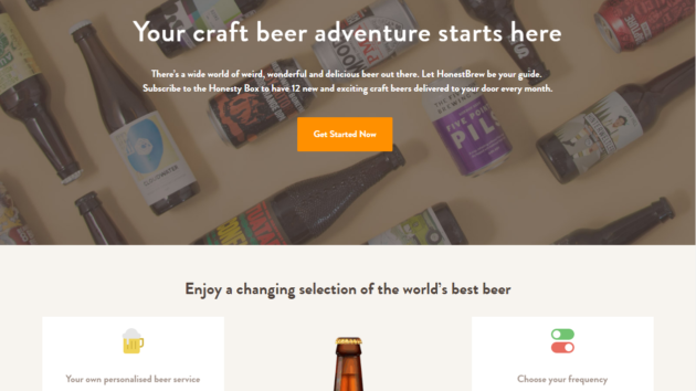 HonsetBrew are now live!