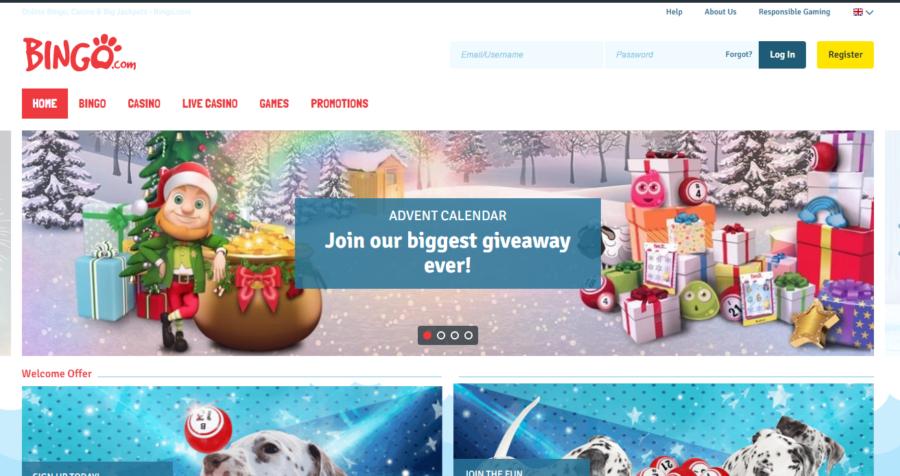 New Advertiser: Bingo.com