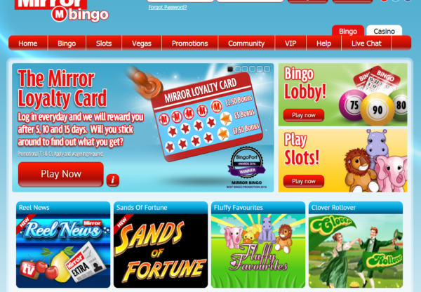 Mirror Bingo are now live on Affiliate Future!