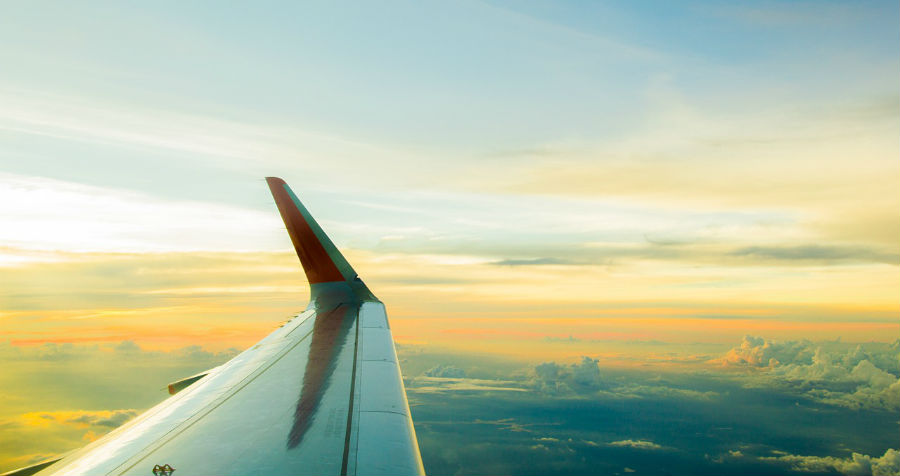 High Flying Commission with AF Travel Advertisers