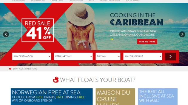 New Advertiser – Cruise Nation!