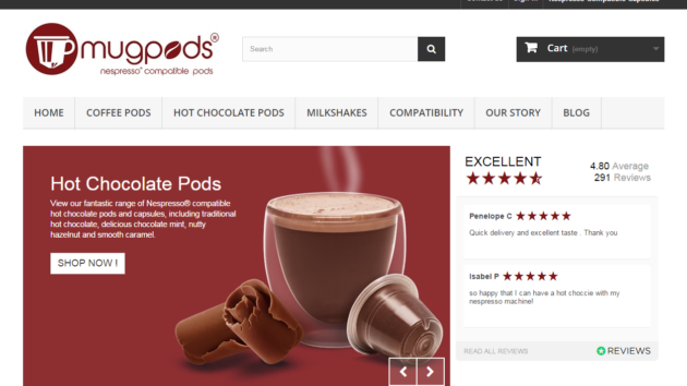 New Advertiser – MugPods