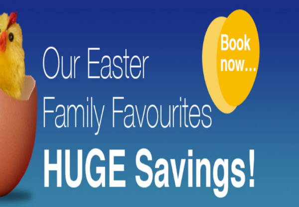 Discount London: Easter Offers!