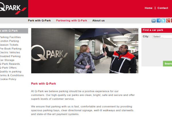 Q-Park – Mothers Day Offer!