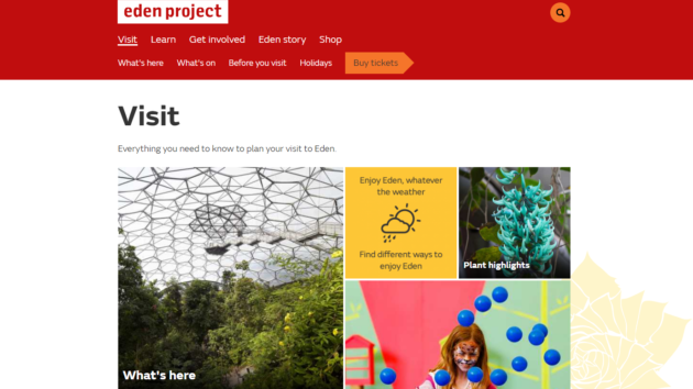 Celebrate Easter at the Eden Project and save up to 10% on advance tickets