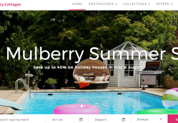 Big Summer Sale with Mulberry Cottages