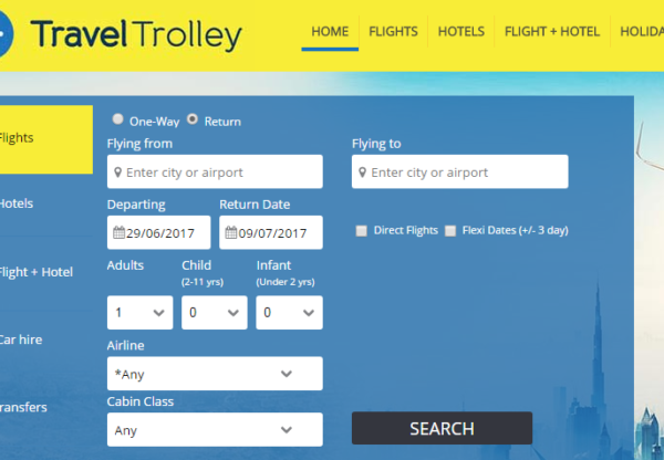 Travel Trolley Latest Deals