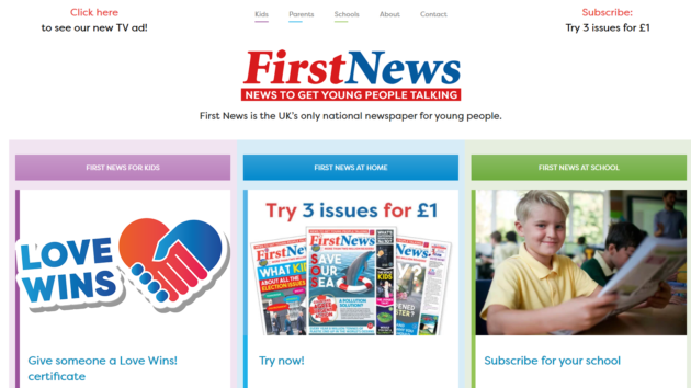 First News is now live on Affiliate Future!