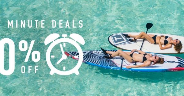 TopDeck Travel – Last Minute Deals reminder!