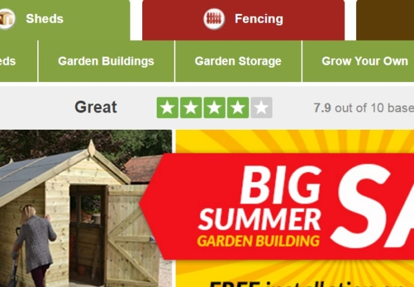 Buy Sheds Direct July: Commission Increase, Vouchers and Offers