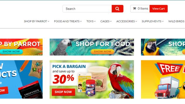 Parrot Essentials – New Voucher!