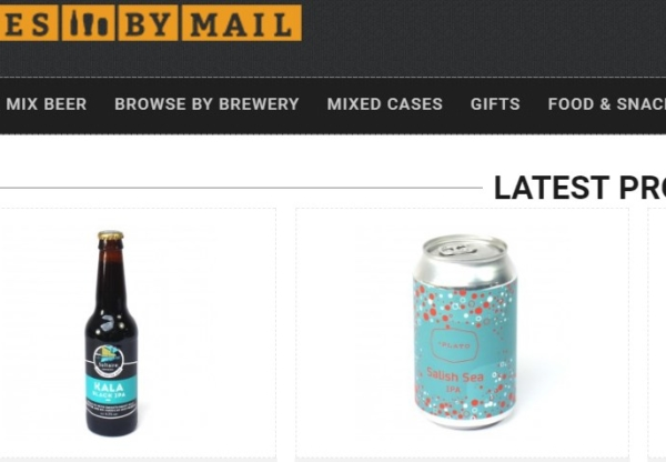 Ales By Mail – New Products