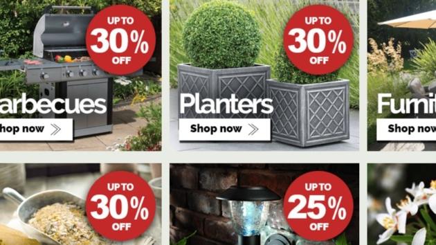 Great Little Garden – 6% commission increase in June