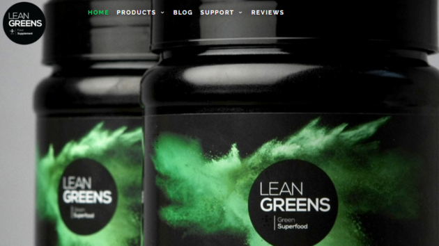 Lean Greens is now live on Affiliate Future!