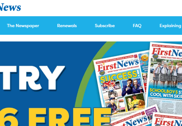First News great offers